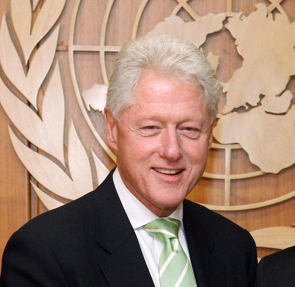 Ehemaliger US-Präsident Bill Clinton, UN/Eskinder Debebe, über dts Nachrichtenagentur