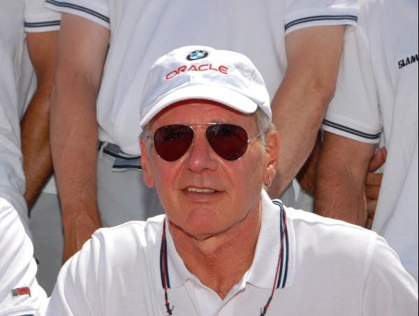 Harrison Ford mischt sich gern in Regiefragen ein - Promi Klatsch und Tratsch