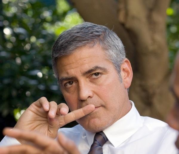 George Clooney erkennt sich selbst nicht wieder -