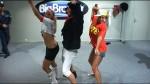 Tanzen im Big Brother Haus