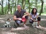 Familie Duda hofft, dass der Hundeprofi ihnen helfen kann.