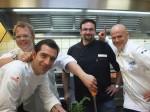 V.l.: Martin Baudrexel, Mario Kotaska, Stefan Gajzi, Ralf Zacherl