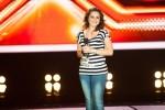 Kandidatin Lara Maatz (16) bei X Factor