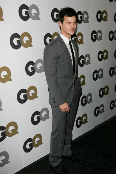 "Taylor Lautner - GQ 2010 ""Men of the Year"" Party - Arrivals - Chateau Marmont"