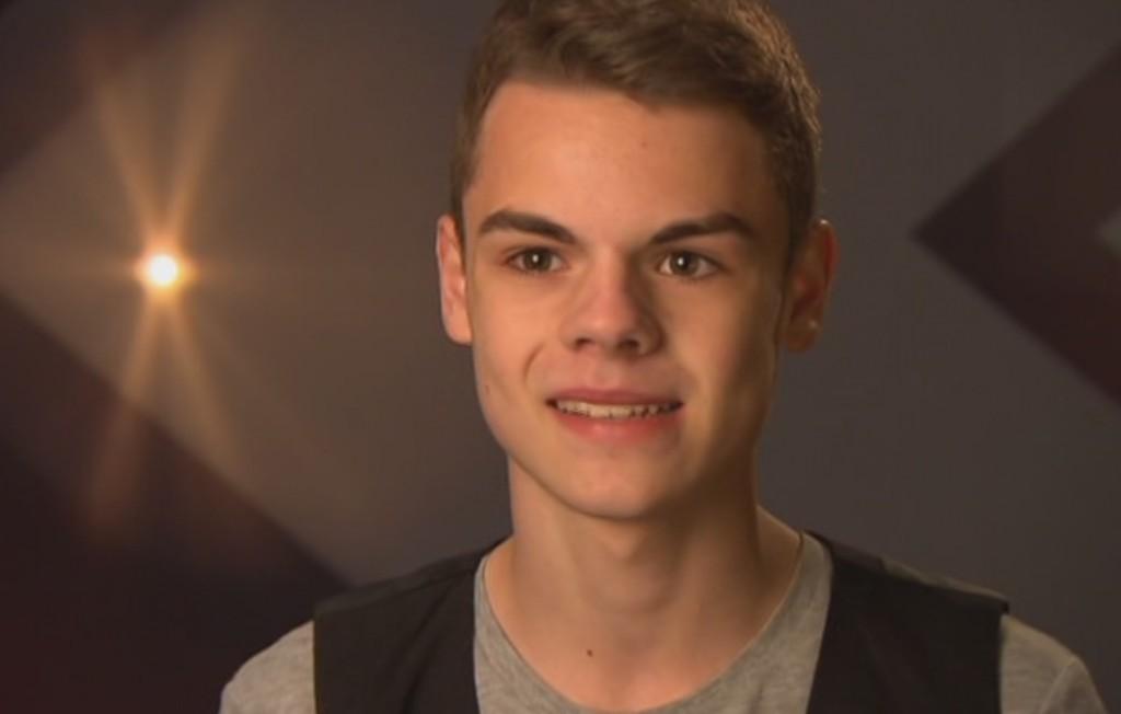 Bastian Schmidt X Factor 2011