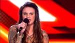 Julia Hamann bei X Factor 2011