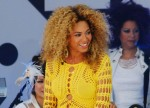 """Good Morning America"" - July 1, 2010 - Beyonce Knowles in Concert"