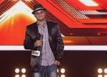 Mario Loritz im Casting bei X Factor 2011