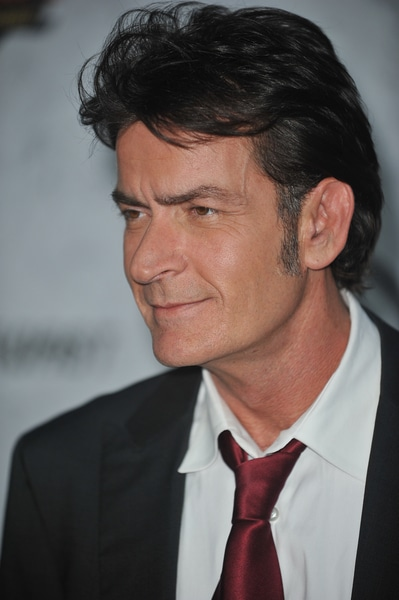 Charlie Sheen - Comedy Central's Roast of Charlie Sheen - Arrivals - Sony Studios