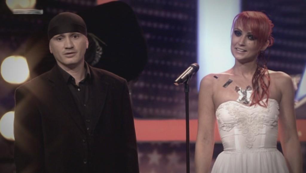 """Sos und Victoria Petrosyan bei """"Das Supertalent 2011"""""""