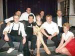 """Die Küchenchefs und das Team """"Seventies"""""""