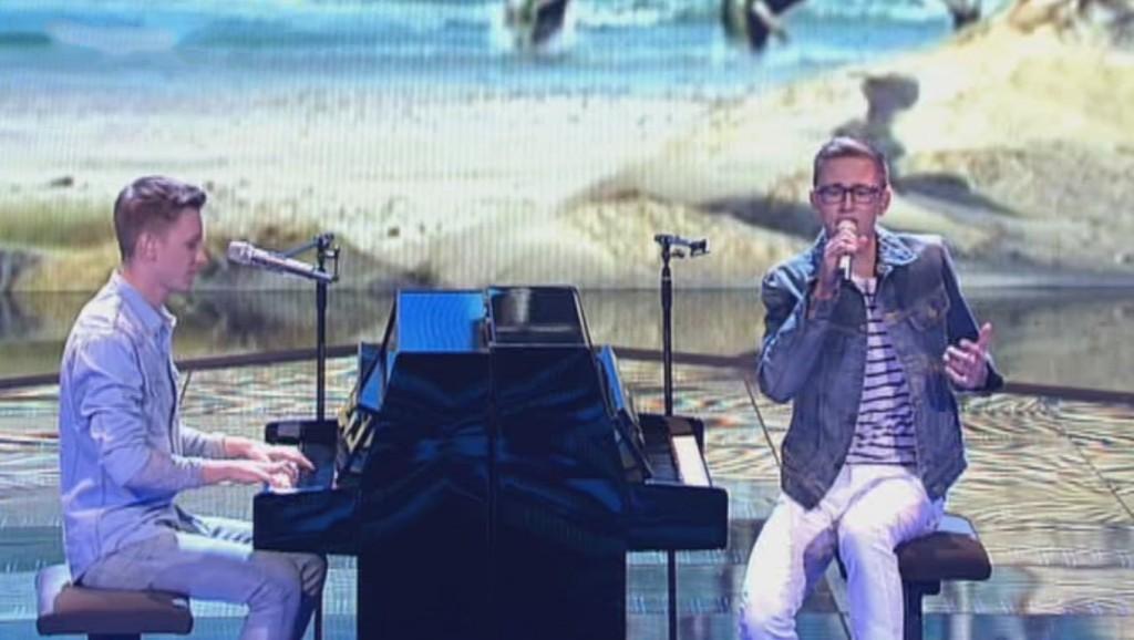 BenMan X Factor 2011 zweite Live Show