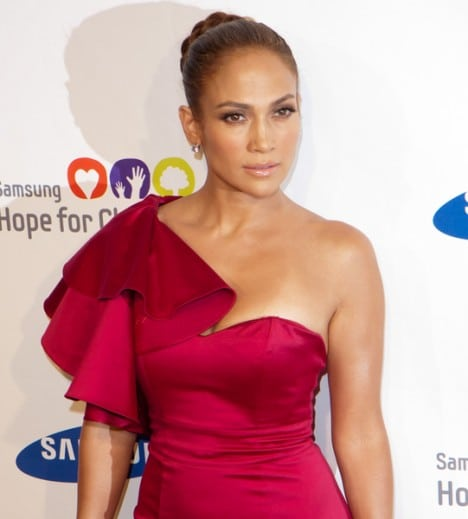 Jennifer Lopez - Samsung Hope For Children 2011 - Arrivals - Cipriani Wall Street