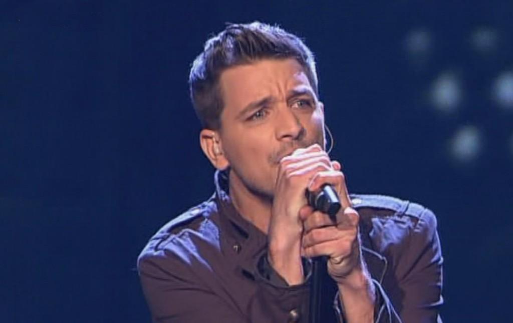 David Pfeffer bei X Factor 2011 live