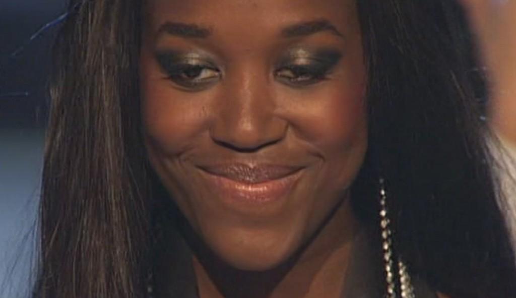 Gladys bei X Factor 2011