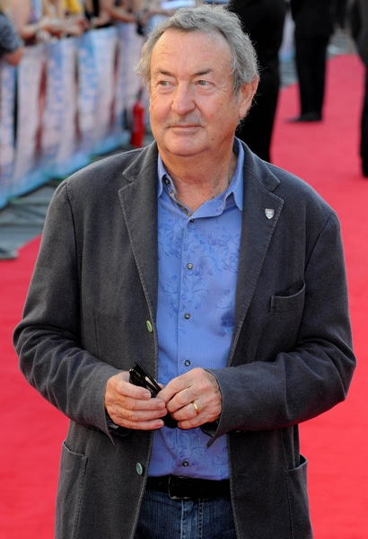 """Nick Mason - """"George Harrison: Living in the Material World"""" UK Premiere"""