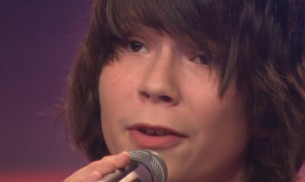 Lukas Mattioli bei Das Supertalent 2011