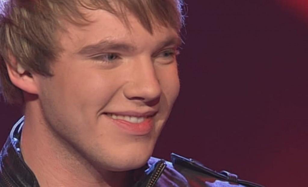 Martin Madeja bei X Factor 2011 live