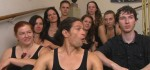 Rethra Feuer-Crew im Casting bei Das Supertalent 2011