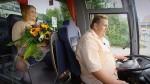 Thomas und Diana im Bus bei Bauer sucht Frau