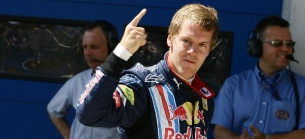 Formel 1: Vettel siegt beim Großen Preis von Südkorea -
