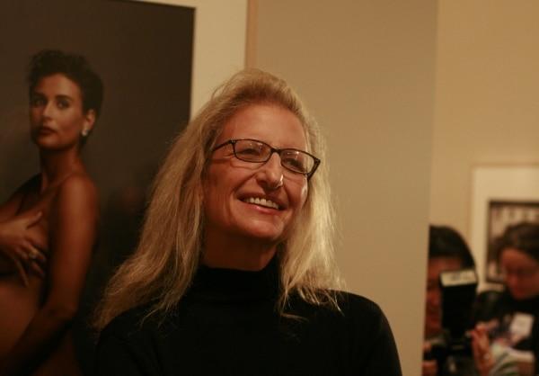 Annie Leibovitz rät Künstlern zu geschäftlichem Denken - Promi Klatsch und Tratsch