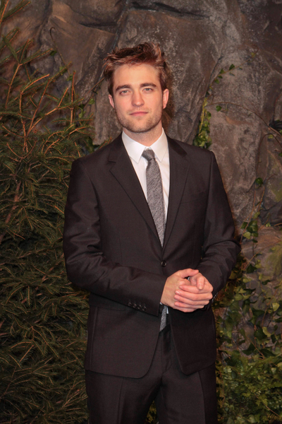 "Hat Robert Pattinson ""Twilight - Breaking Dawn"" versaut? - Promi Klatsch und Tratsch"