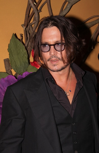 Johnny Depp - 2nd Annual Museum of Modern Art Film Benefit - A Tribute to Tim Burton
