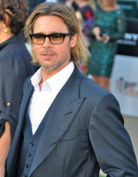"Brad Pitt - ""Moneyball"" Oakland Premiere - Arrivals - Paramount Theatre of the Arts"