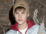 Justin Bieber Lights the Empire State Building in New York City on November 18, 2011
