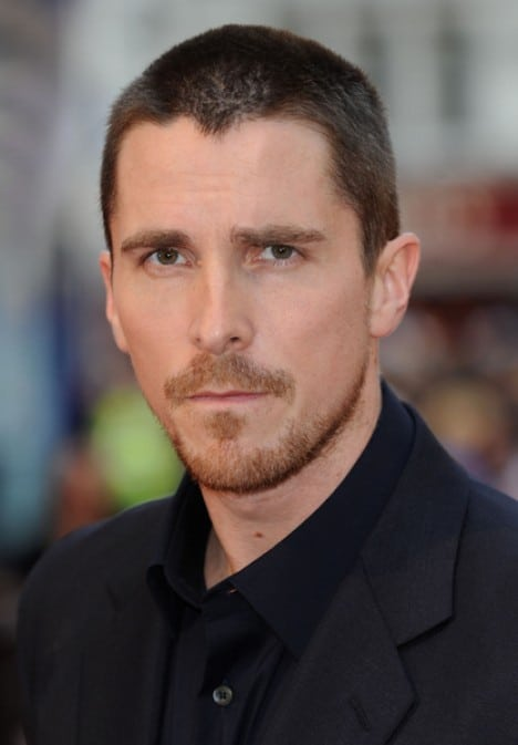 """Christian Bale - """"The Dark Knight"""" London Premiere - Arrivals - Odeon, Leicester Square"""