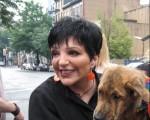 Liza Minnelli bricht sich Bein bei Sturz über Hund - Promi Klatsch und Tratsch