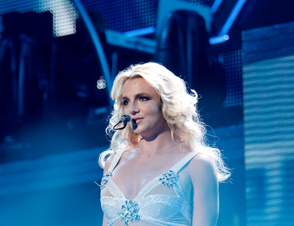Britney Spears, Sony/Roderick Trestrail,  Text: dts Nachrichtenagentur