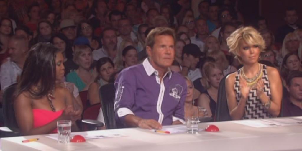 Die Supertalent Jury