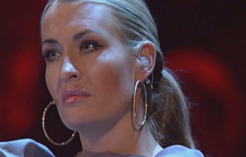 Sarah Connor in der siebten Live Show von X Factor 2011