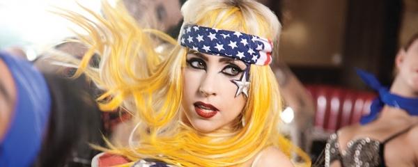 Lady Gaga, Universal / Lauren Dukoff,  Text: dts Nachrichtenagentur