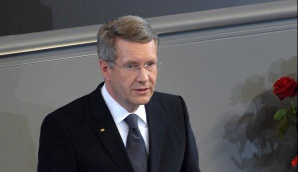 Christian Wulff, Deutscher Bundestag / Lichtblick/Achim Melde,  Text: dts Nachrichtenagentur