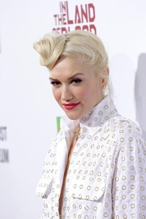 "Gwen Stefani - ""In the Land of Blood and Honey"" Los Angeles Premiere"