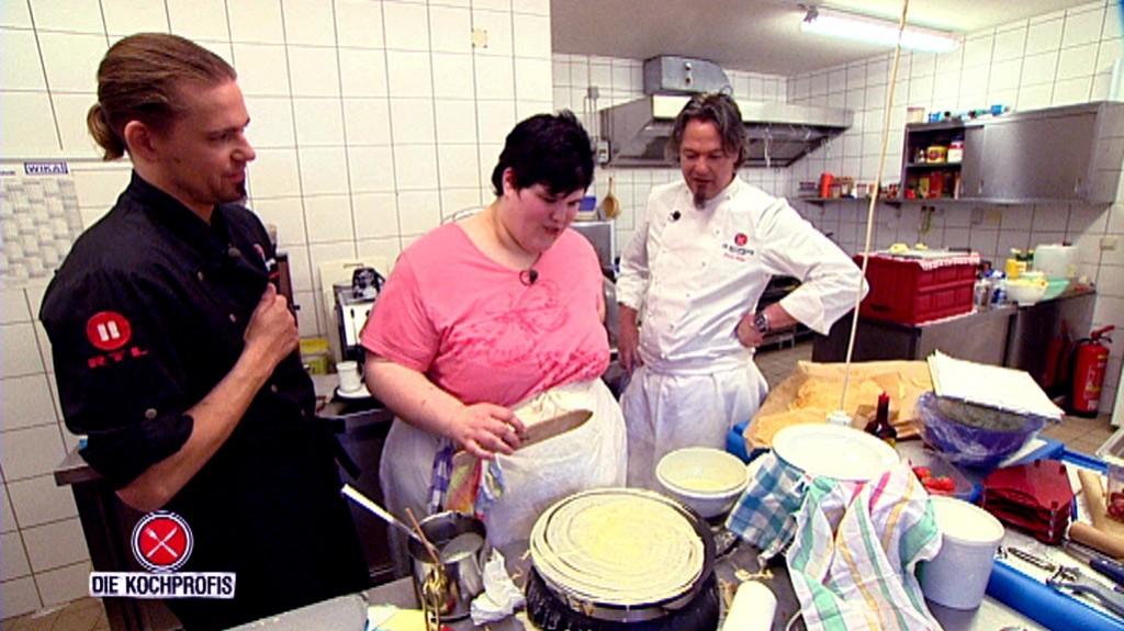 Andi Schweiger, Bettina und Frank Oehler