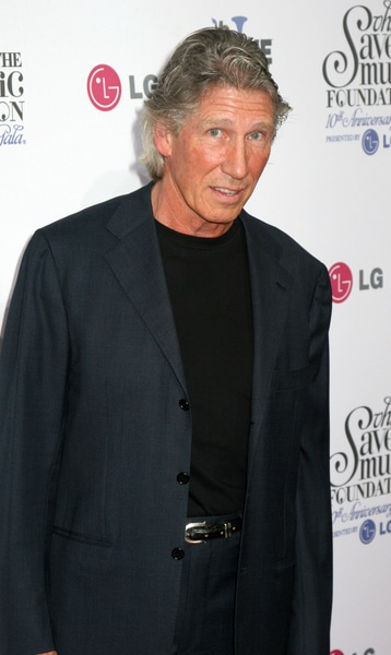 Roger Waters - VH1 Save The Music 10th Anniversary Gala - The Tent at Lincoln Center
