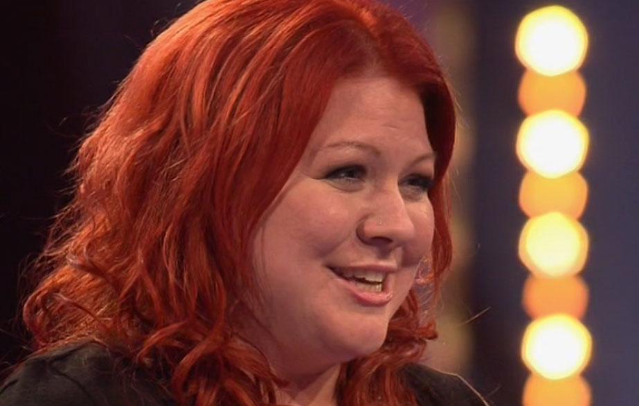 Jasmina Hunziger lächelt