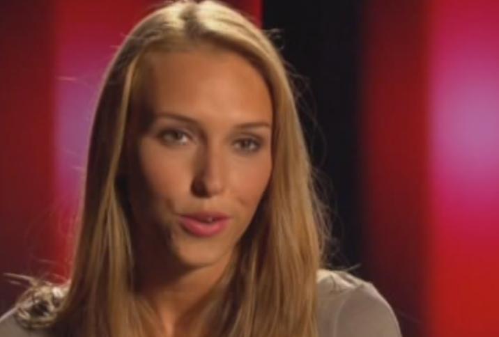 Natascha Götz bei The Voice