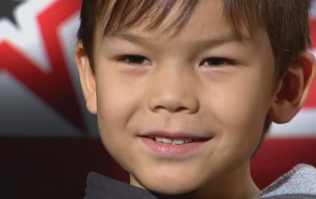 Ricky Kam bei Das Supertalent 2011