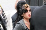 Amy Winehouse Arrives at the City of Westminster Magistrates Court in London