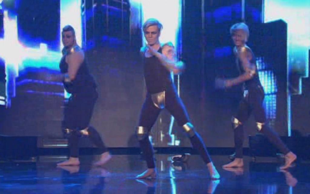 True Fame bei Das Supertalent 2011