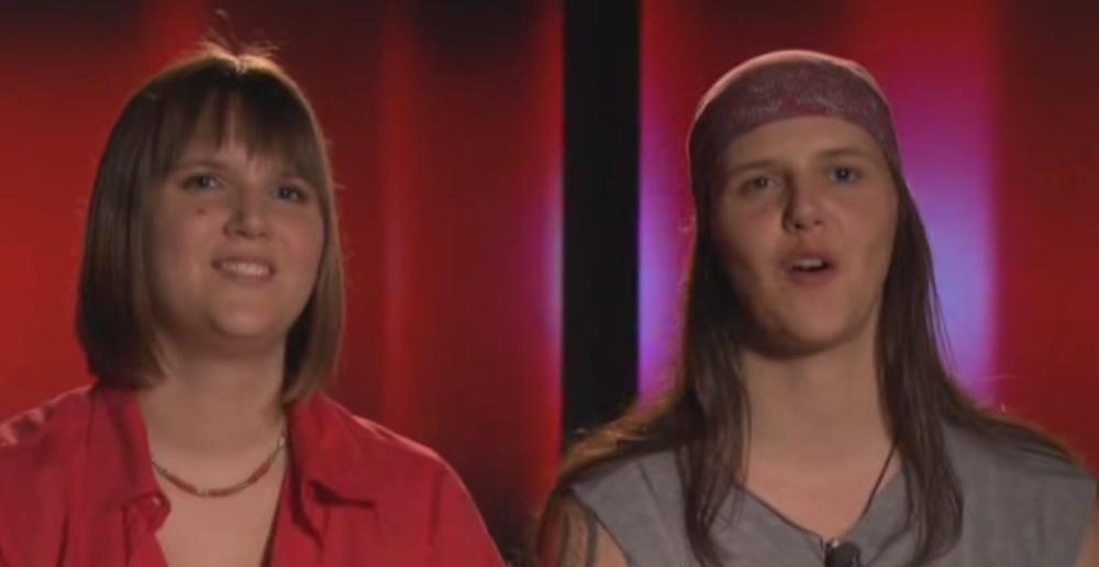 Vicky und Laura Maas bei The Voice
