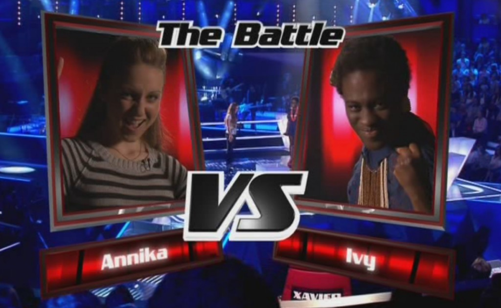 The Voice of Germany: Ivy Quainoo und Annika Yasemin Röken - TV News