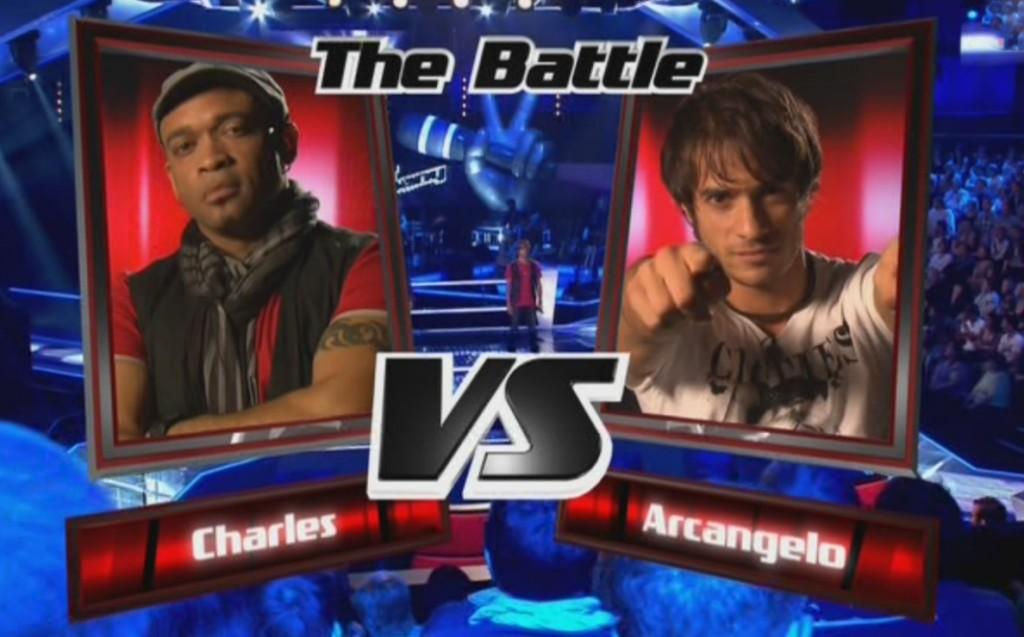 Charles Simmons und Arcangelo
