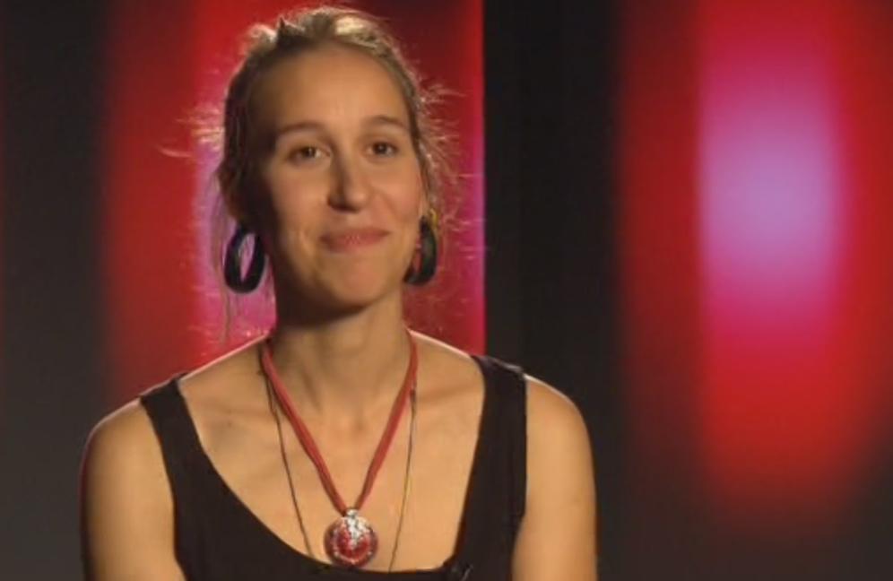 Elen Wendt bei The Voice