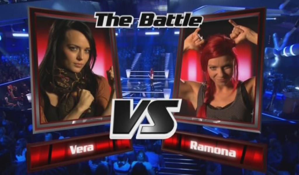 Vera Luttenberger gegen Ramona Rotstich
